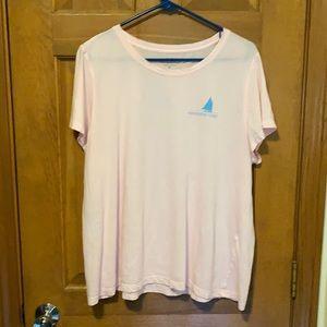 Vineyard Vines boat T-shirt